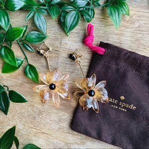 Kate Spade 'blooming brilliant' drop earrings